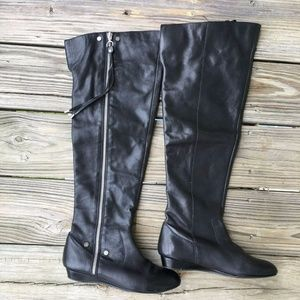 Women's Jessica Simpson Above Knee Boots Size 6M